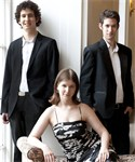 Lysander Piano Trio in Recital at SOPAC