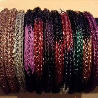 Viking Wire Bracelets