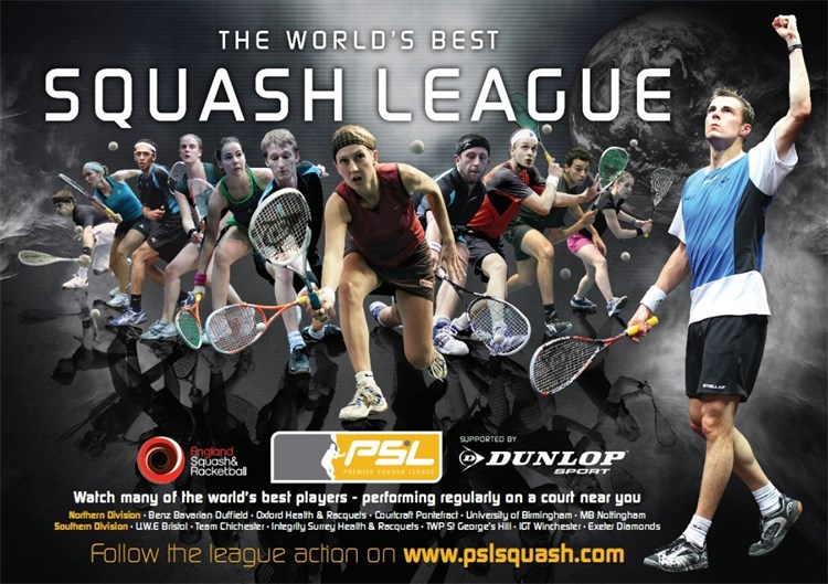 Premier Squash League Semi Final: Nottingham v Chichester