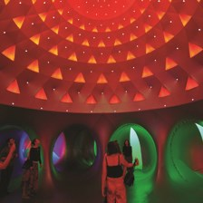 Luminarium: Timed Entry