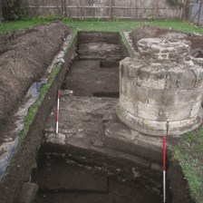 Church, Market and Social Life: A Perspective from Recent Excavations and Survey at Lenton Priory, Nottingham