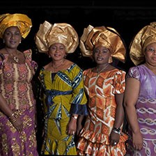 Yoruba Women Choir