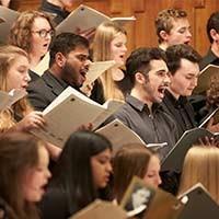 University Choir&Chamber Choir