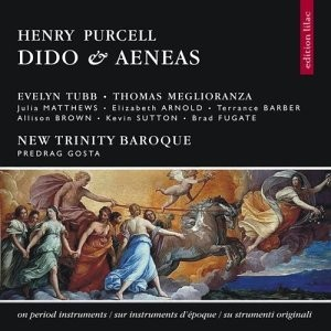 Purcell: Dido & Aeneas / Evelyn Tubb, Thomas Meglioranza ...